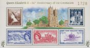 NZ SG2618-22 50th Anniversary of Coronation Limited Edition miniature sheet
